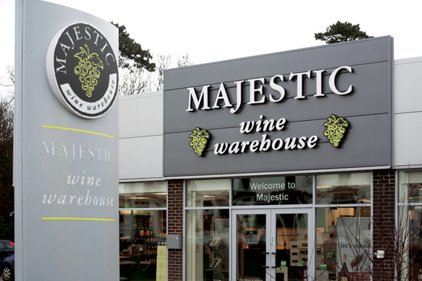 Majestic Wine and Naked Wines launch Click & Collect service