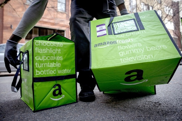 AmazonFresh comes to Las Vegas