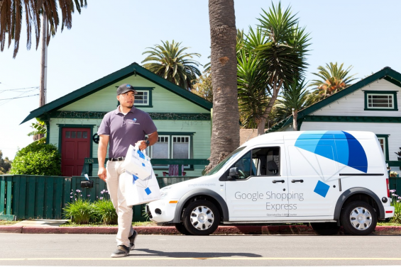 Google Express workers file to join union