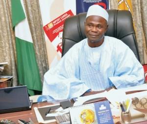 Nigerian Post Master General retires
