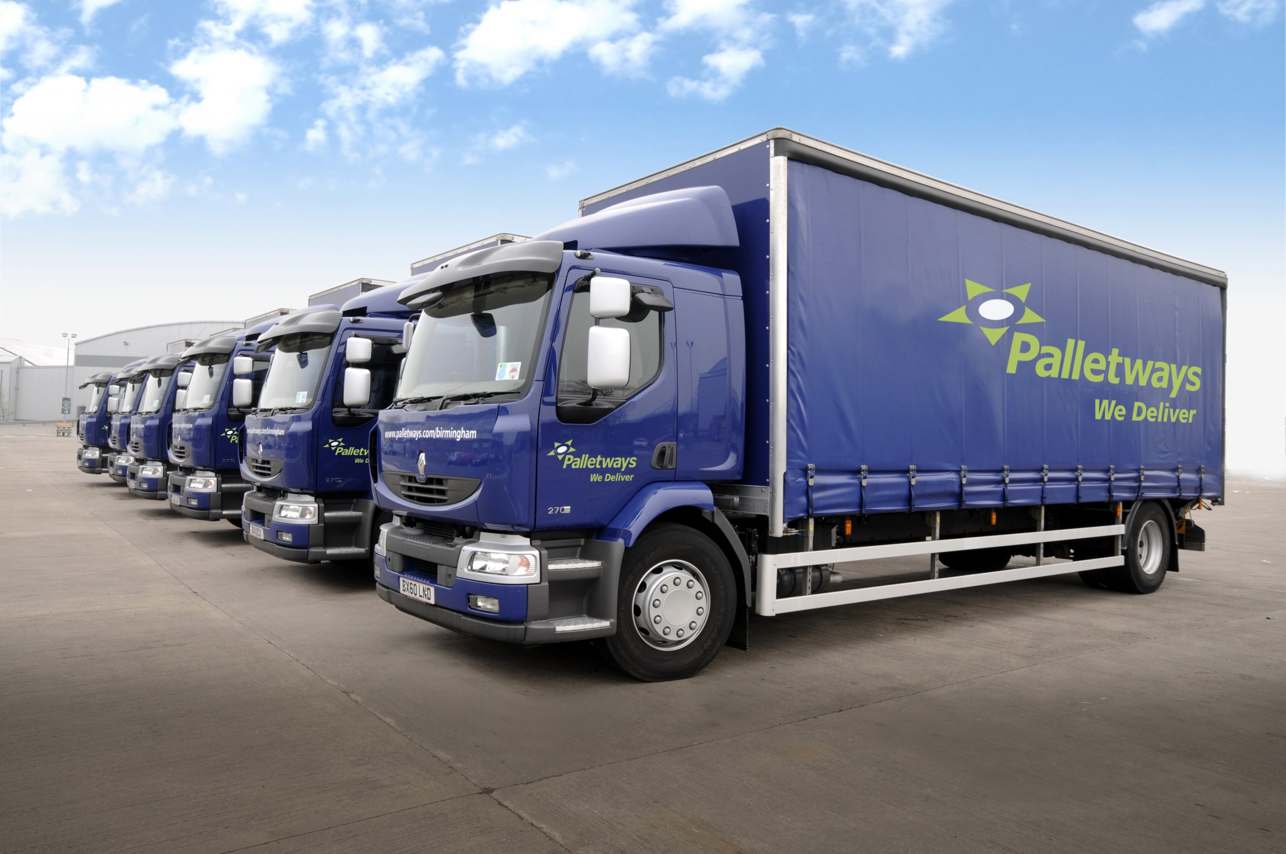 Palletways expands into Bulgaria and Romania