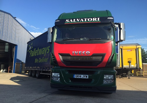 Palletways welcomes Canterbury-based logistics firm