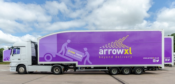 "ArrowXL ""back up and running from Wednesday"""