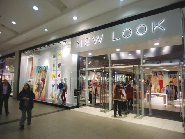 New Look partners with Doddle