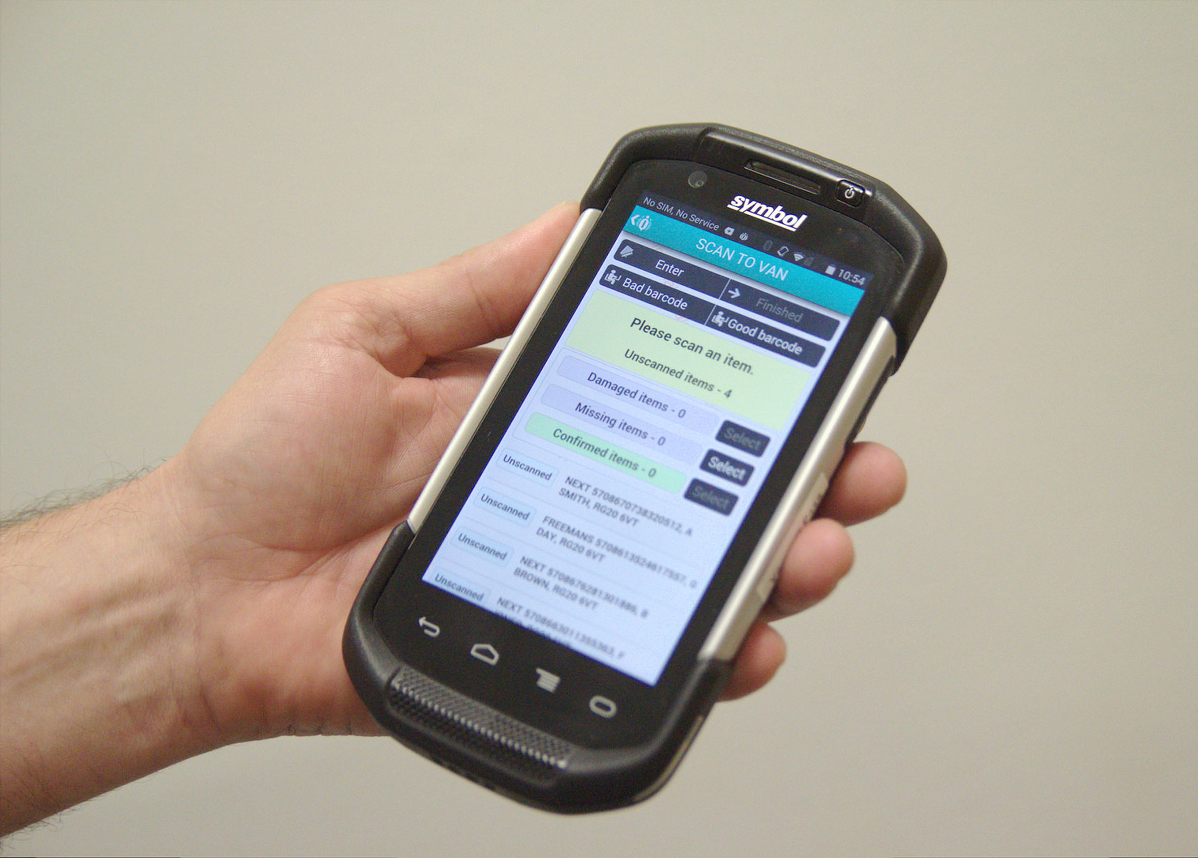 Cognito adds Electronic Proof of Delivery to Kerridge Commercial Systems' ERP