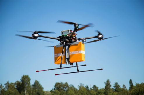 Posti set to start drone delivery tests tomorrow