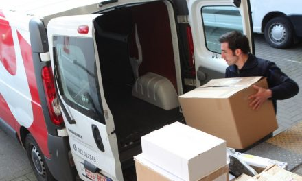 bpost's international and domestic parcel volumes rising