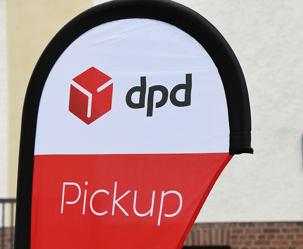 GFS adds DPD PickUp to Checkout delivery options
