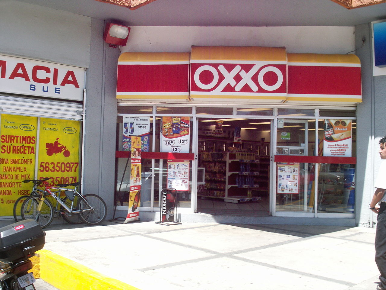 Amazon running pilot project with Mexico's Oxxo