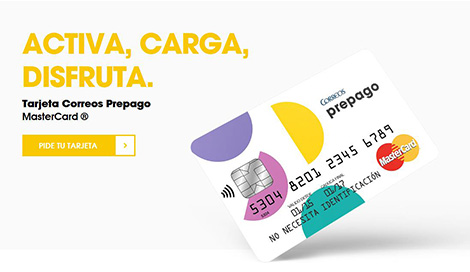 Correos launches prepaid card for Spanish consumers