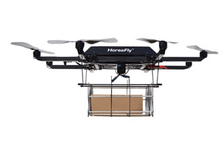 FAA authorises tests for Workhorse's Horsefly parcel delivery drone