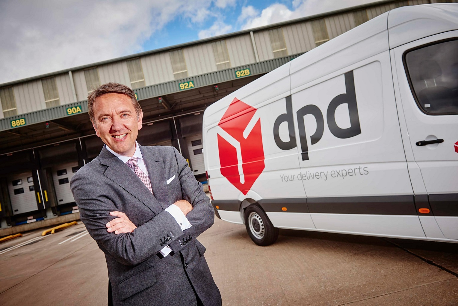 DPD UK Chief Executive has left the company