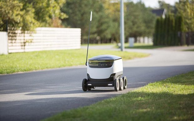 Hermes and Starship to run robot delivery tests