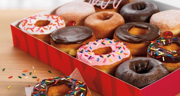 Dunkin' Donuts testing delivery service in Dallas