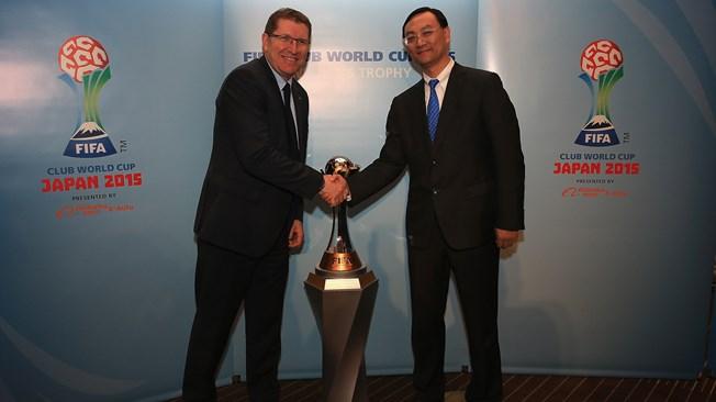 Alibaba signs FIFA Club World Cup partnership deal