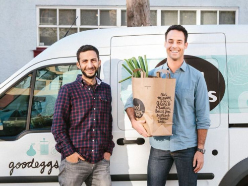 New CEO for San Francisco-based food delivery company