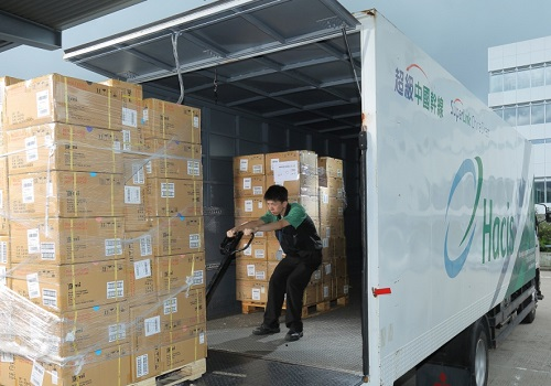 Hacis opens new depot to kick start e-commerce drive