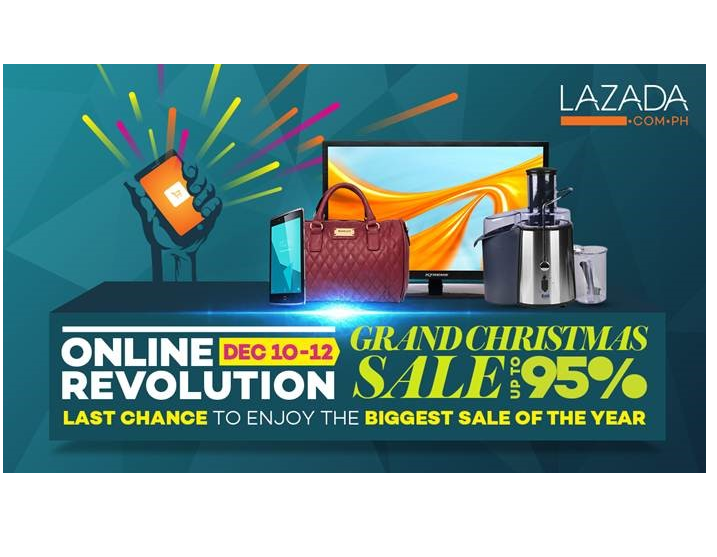 Lazada reports record start for Grand Christmas Sale