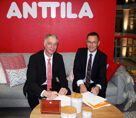 Posti signs logistics agreement with Finnish department store