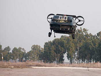 AirMule drone completes first autonomous, untethered flight