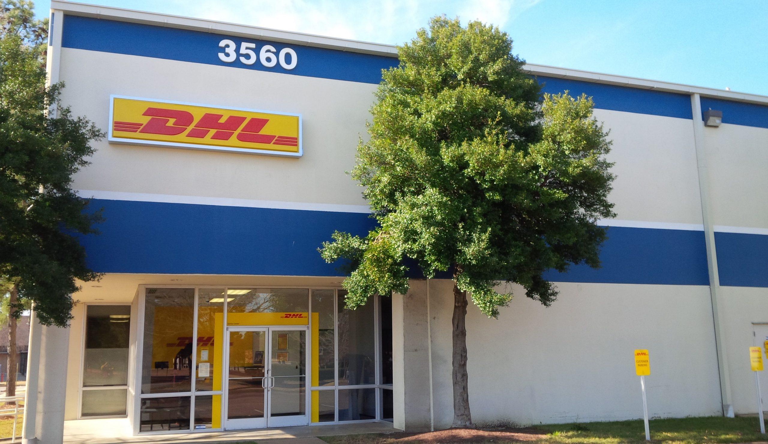 DHL unveils new service centre in Memphis