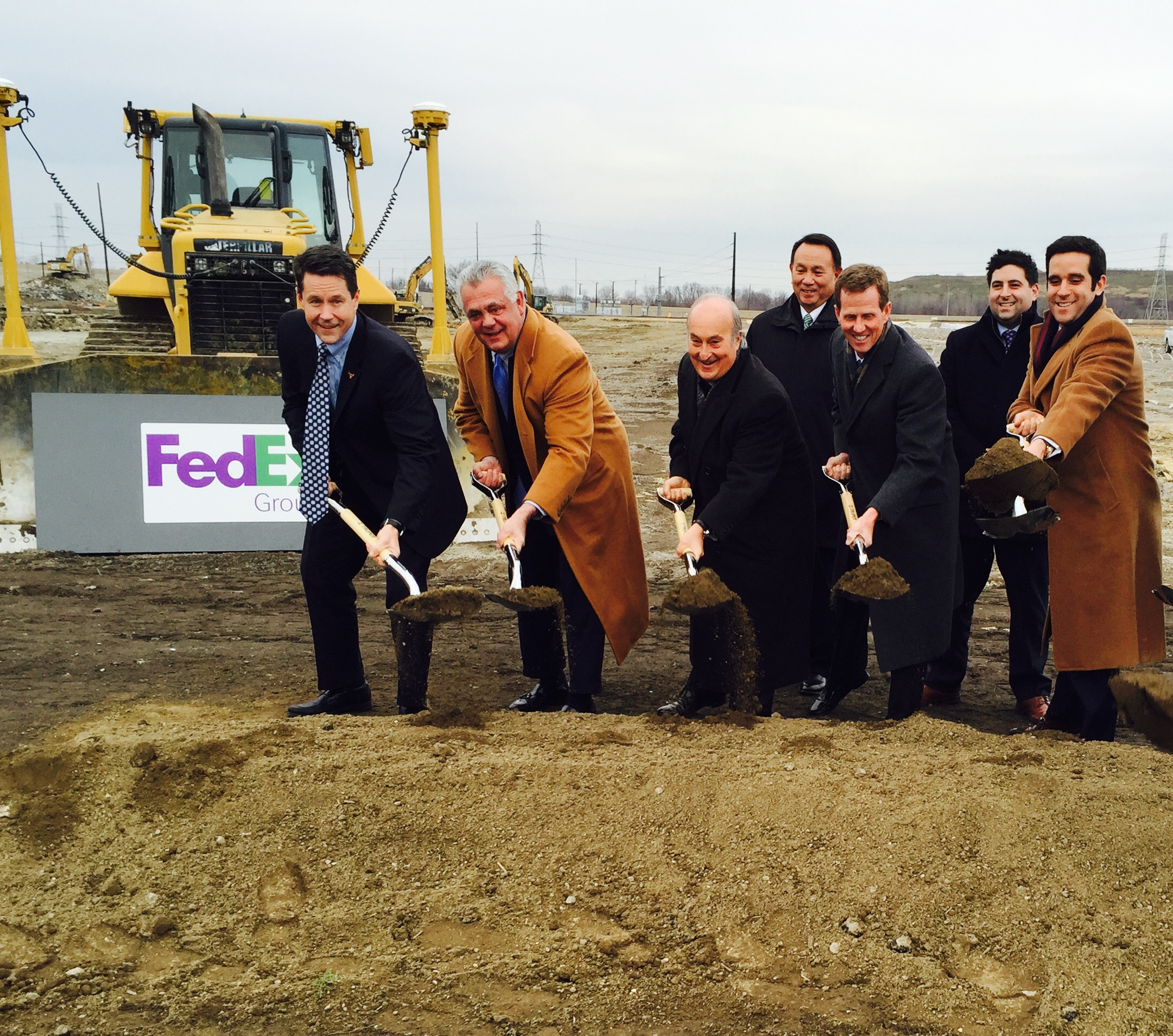 New FedEx Ground distribution centre planned for Baltimore