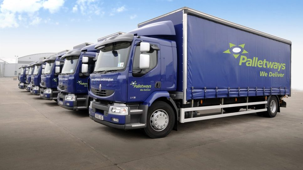 Palletways heads to Hungary