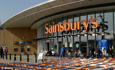 "Sainsbury's reports ""record Christmas week"" and ""strong growth at Argos"""