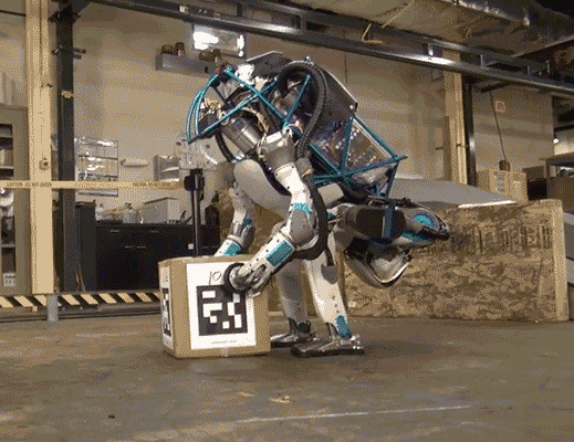 Google's Boston Dynamics releases video of parcel/box handling robot