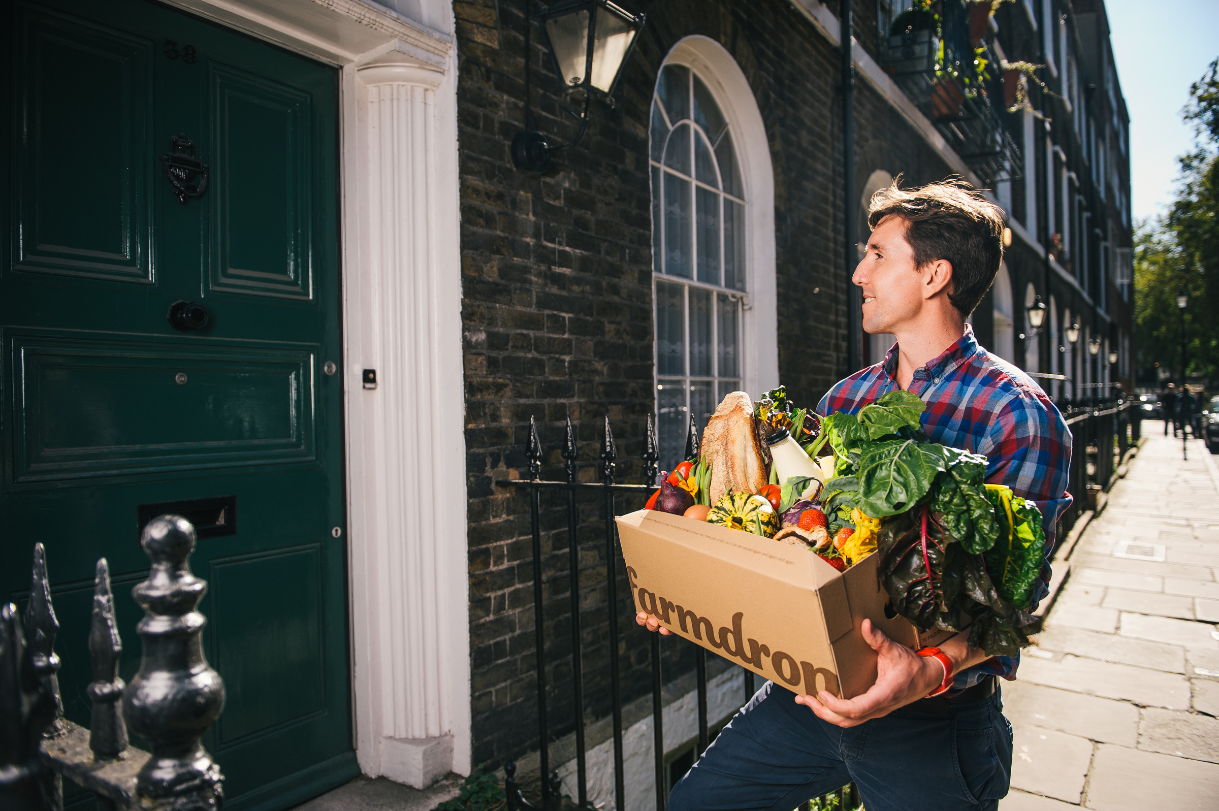 Farmdrop secures £3m in latest funding round