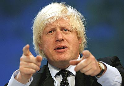 """Boris Johnson calls for more """"click and collect hubs"""" to combat London congestion"""