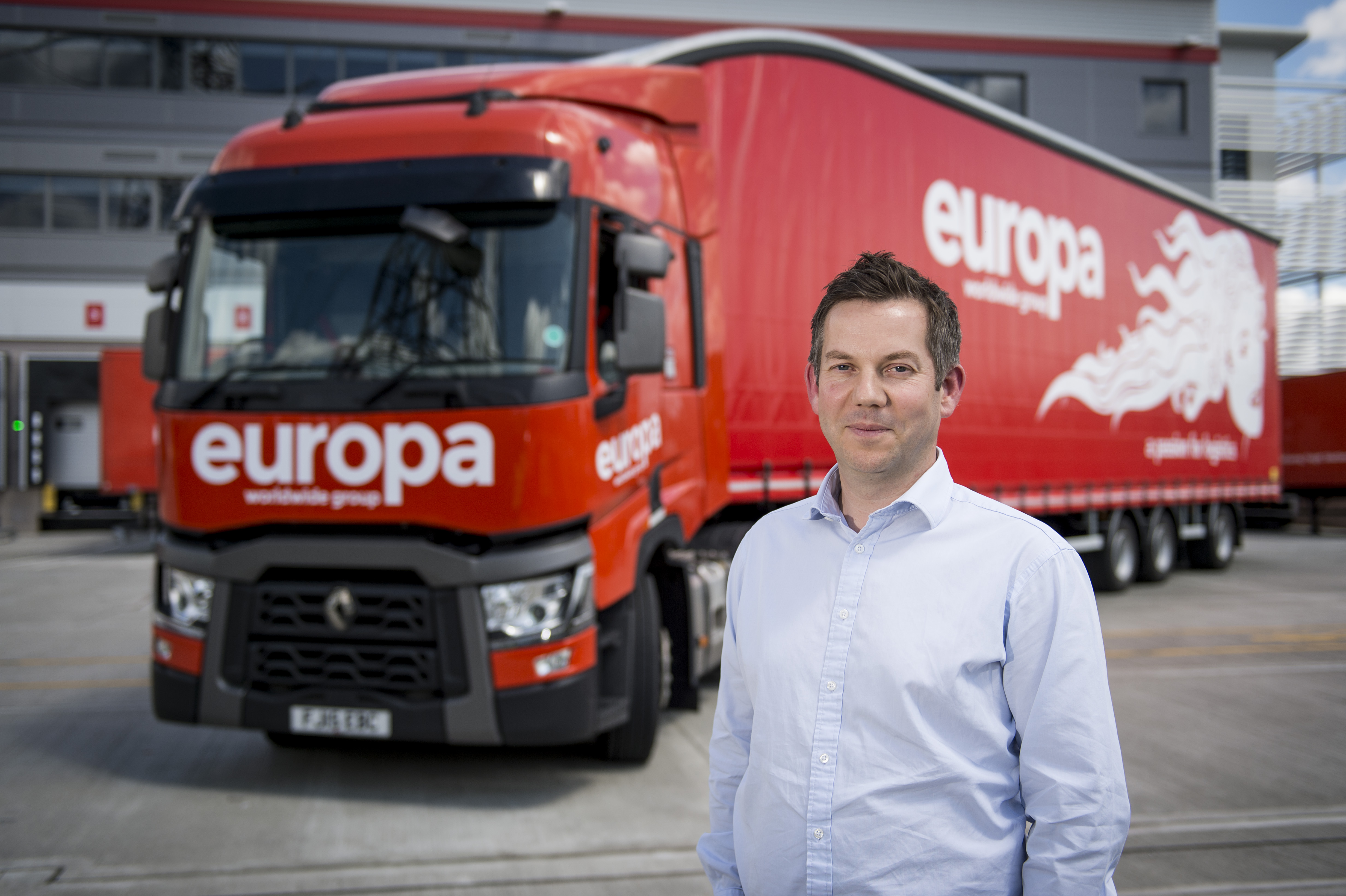 Europa Road launches new Baltic route
