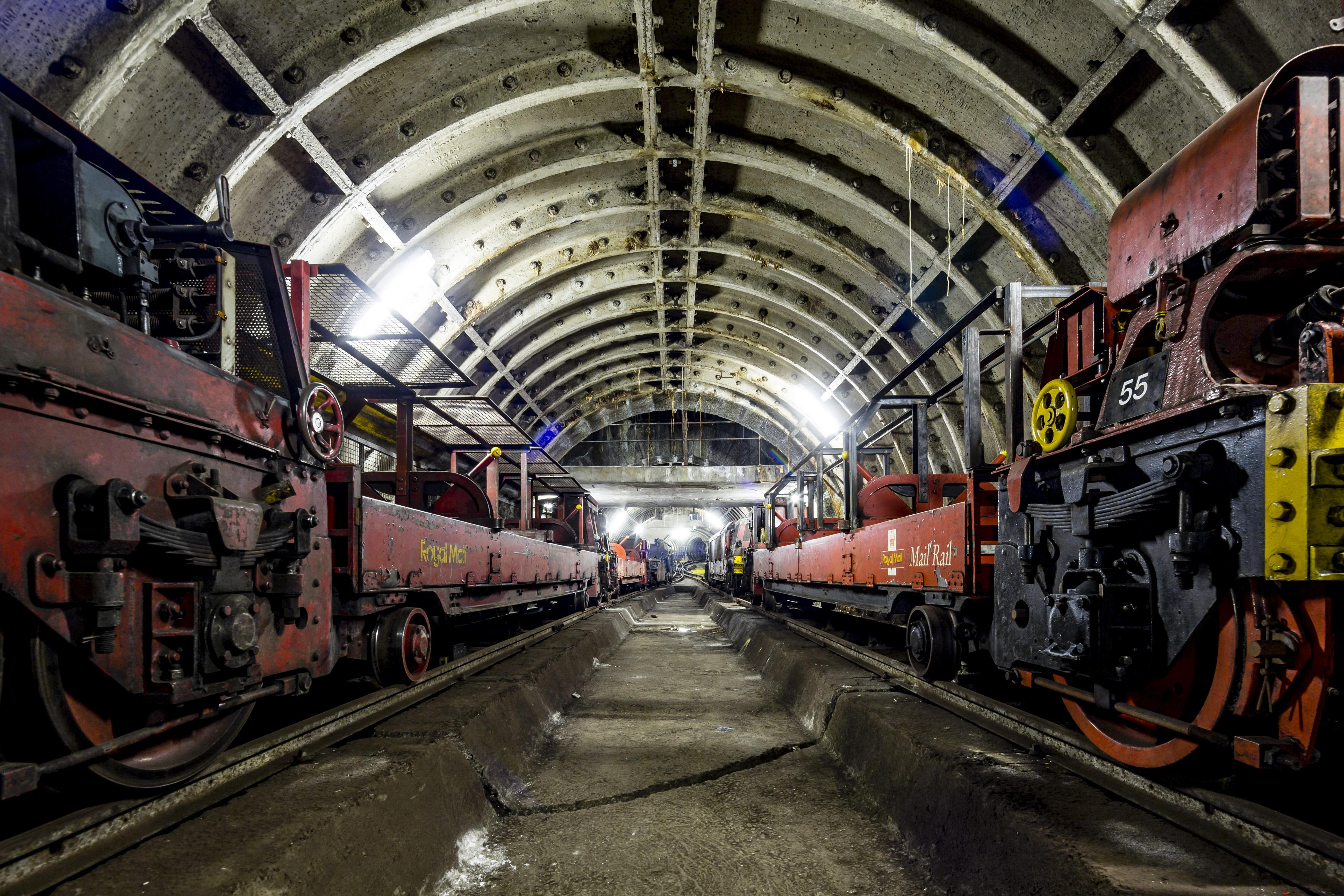 Work begins on London's new Postal Museum