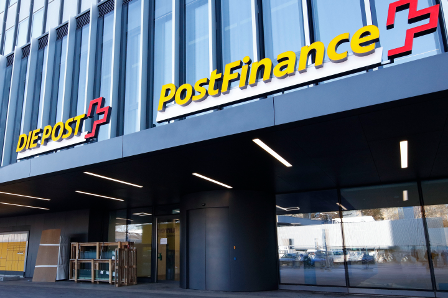 Switzerland's biggest post office opens for business