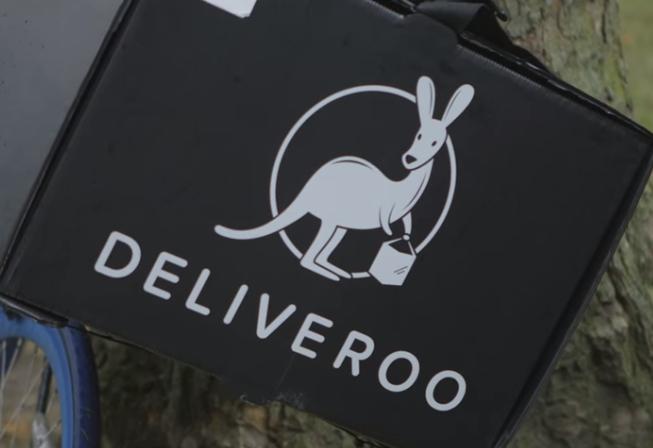 Deliveroo unveils RooBox
