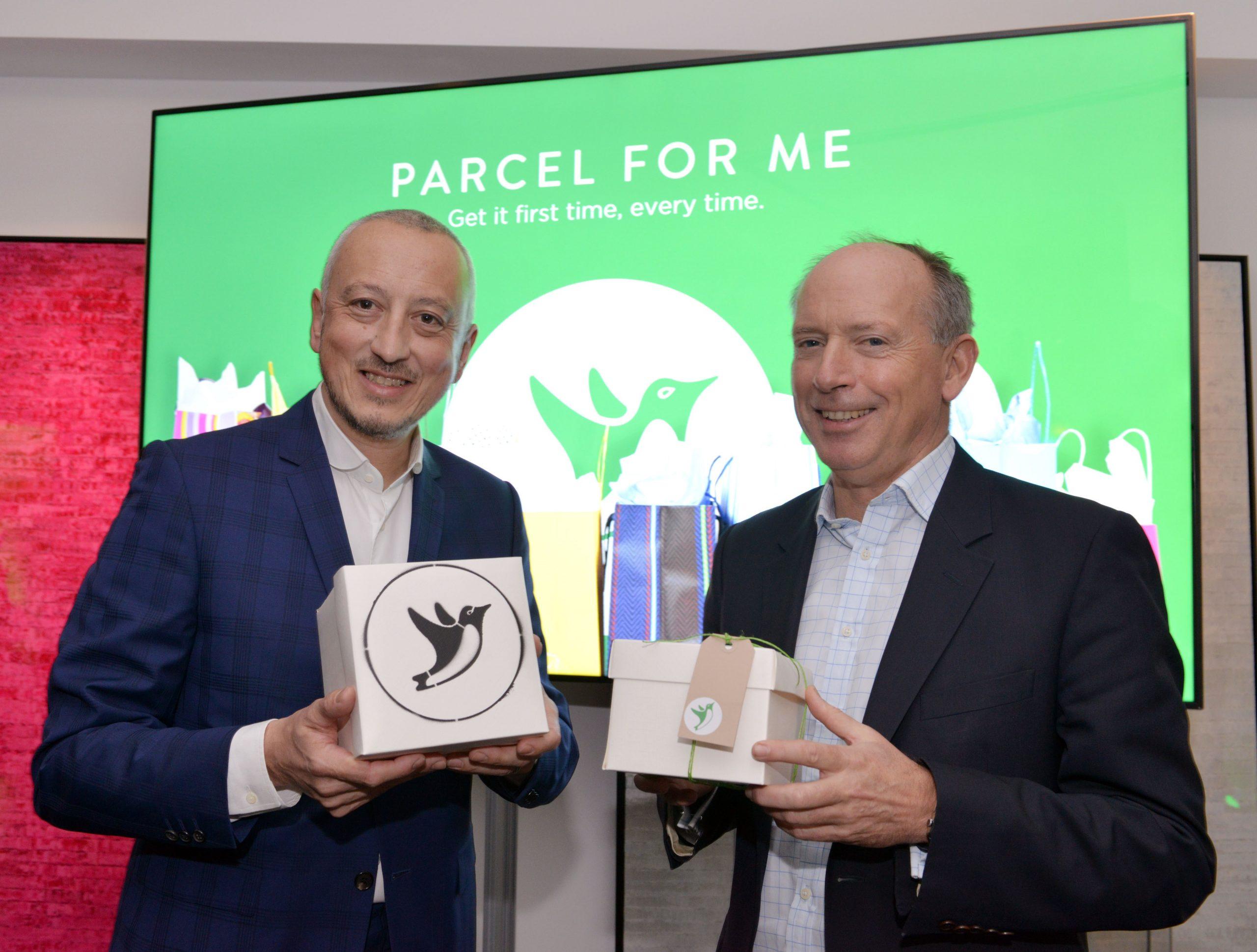 Parcel for Me e-commerce platform launched