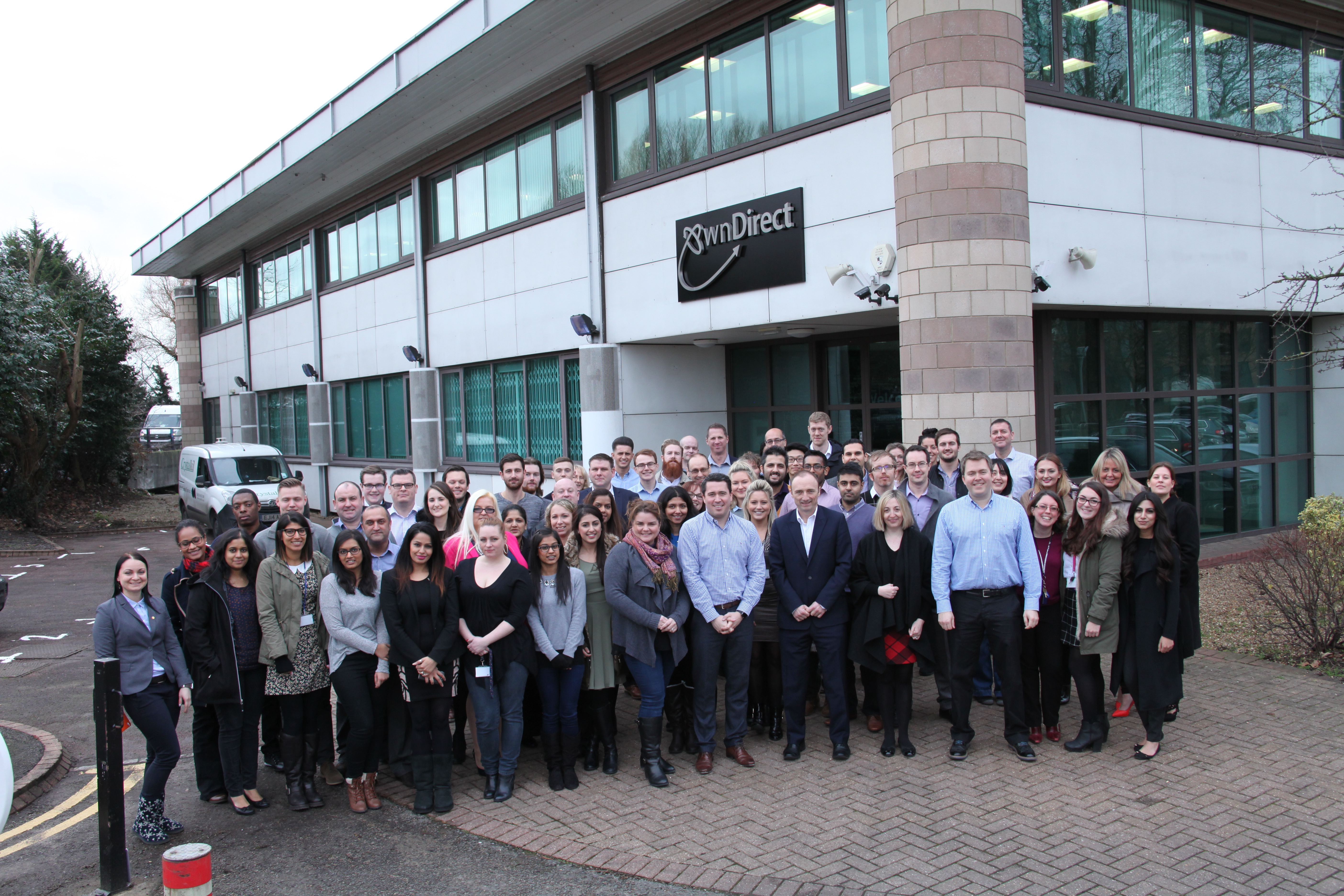 wnDirect's new office space supports growth plans