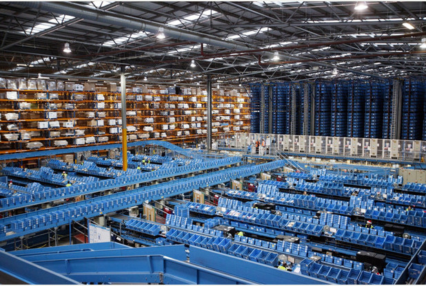 Tritax buys Argos national distribution centre