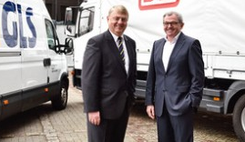 Update on GLS and DB Schenker partnership
