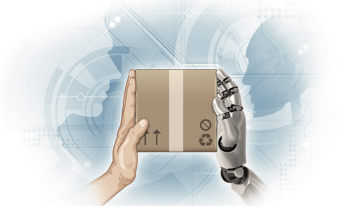 """DPDHL Group publishes new """"Robotics in Logistics"""" report"""