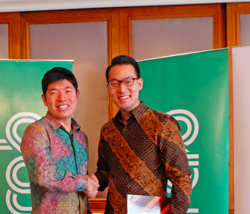 Grab and Lippo team up in Indonesia