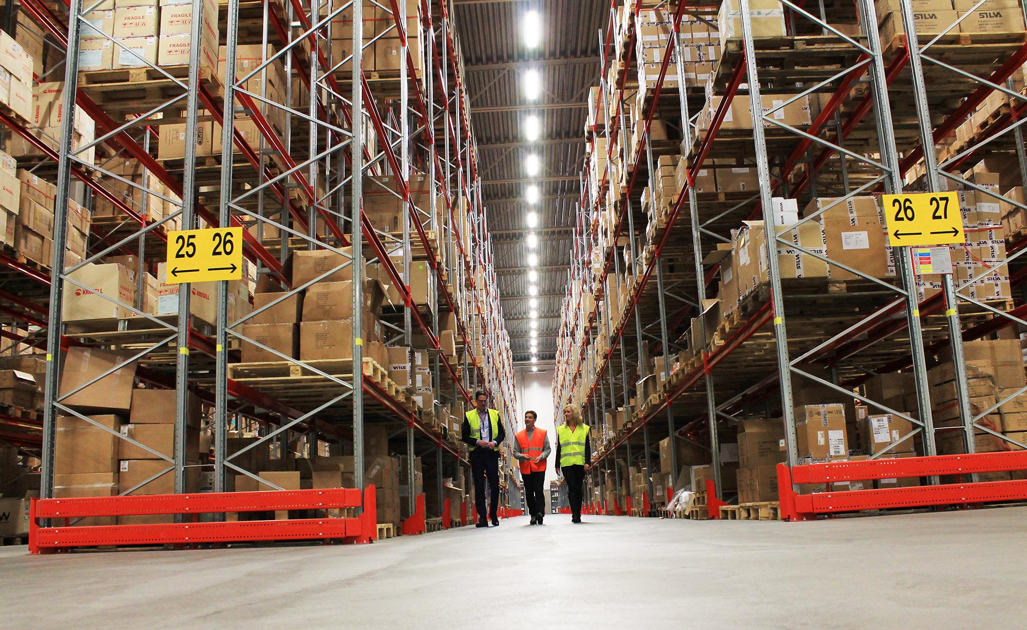 Aditro Logistics opens new warehouse in Stockholm