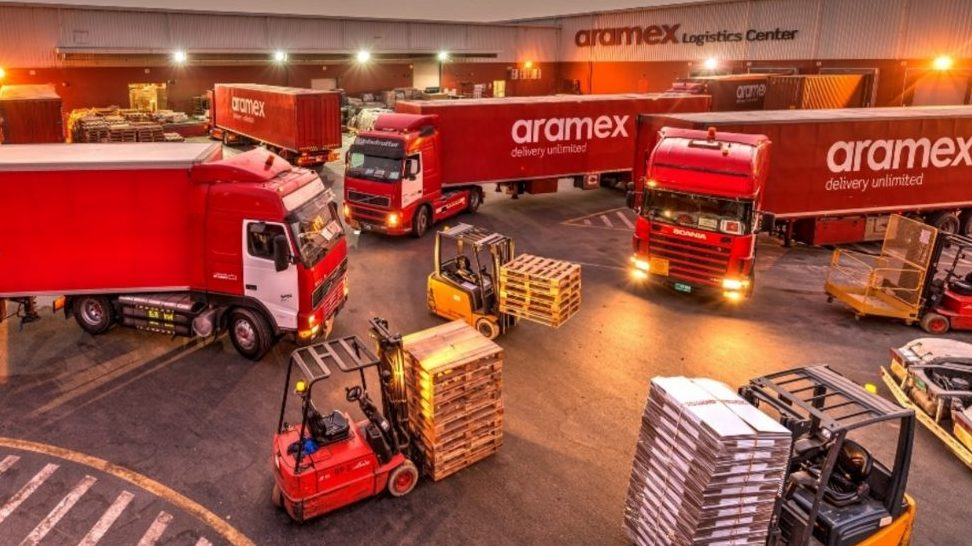 "Aramex ""transforming"" the way packages are being delivered"
