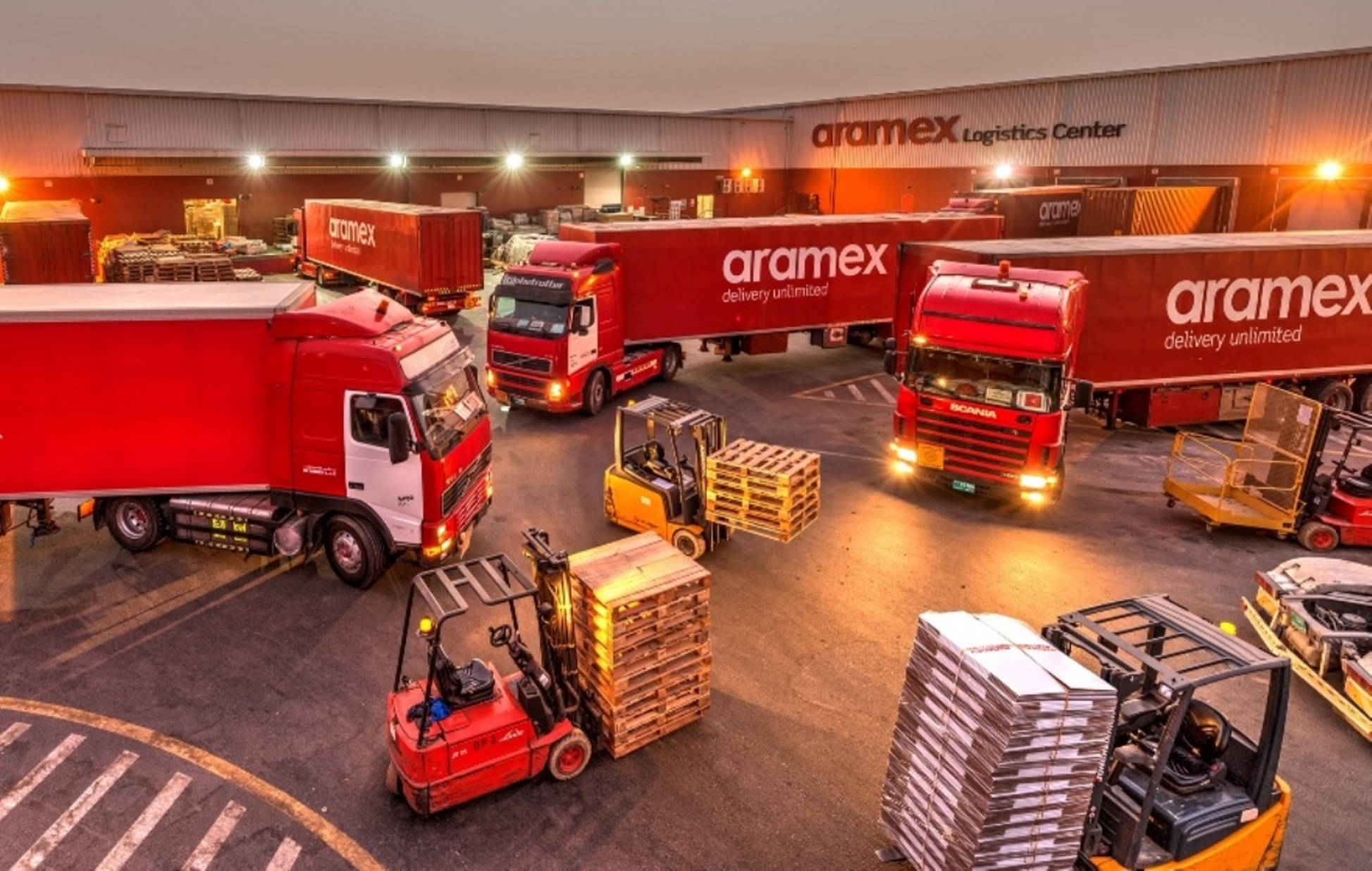 Aramex reports double-digit Q4 growth