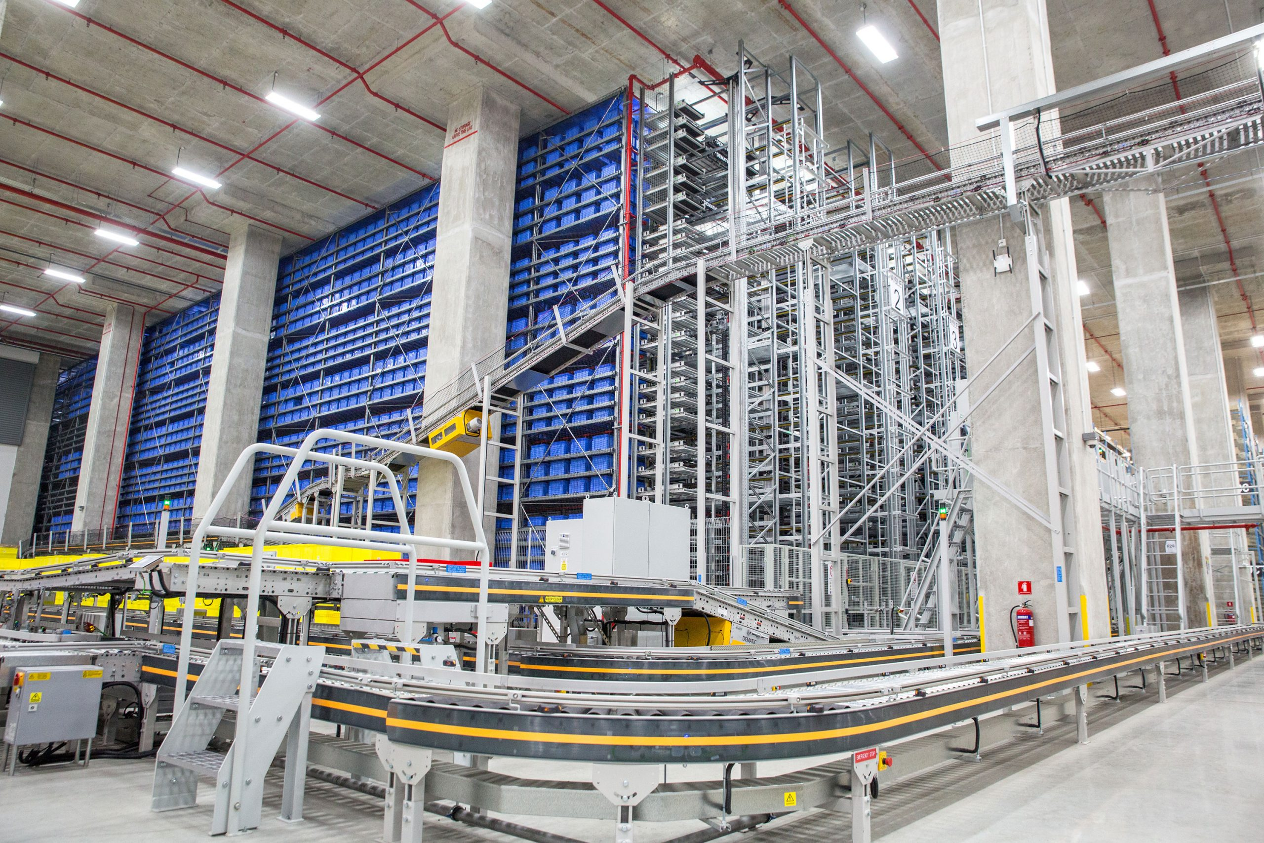 DHL Supply Chain launches new Singapore warehouse
