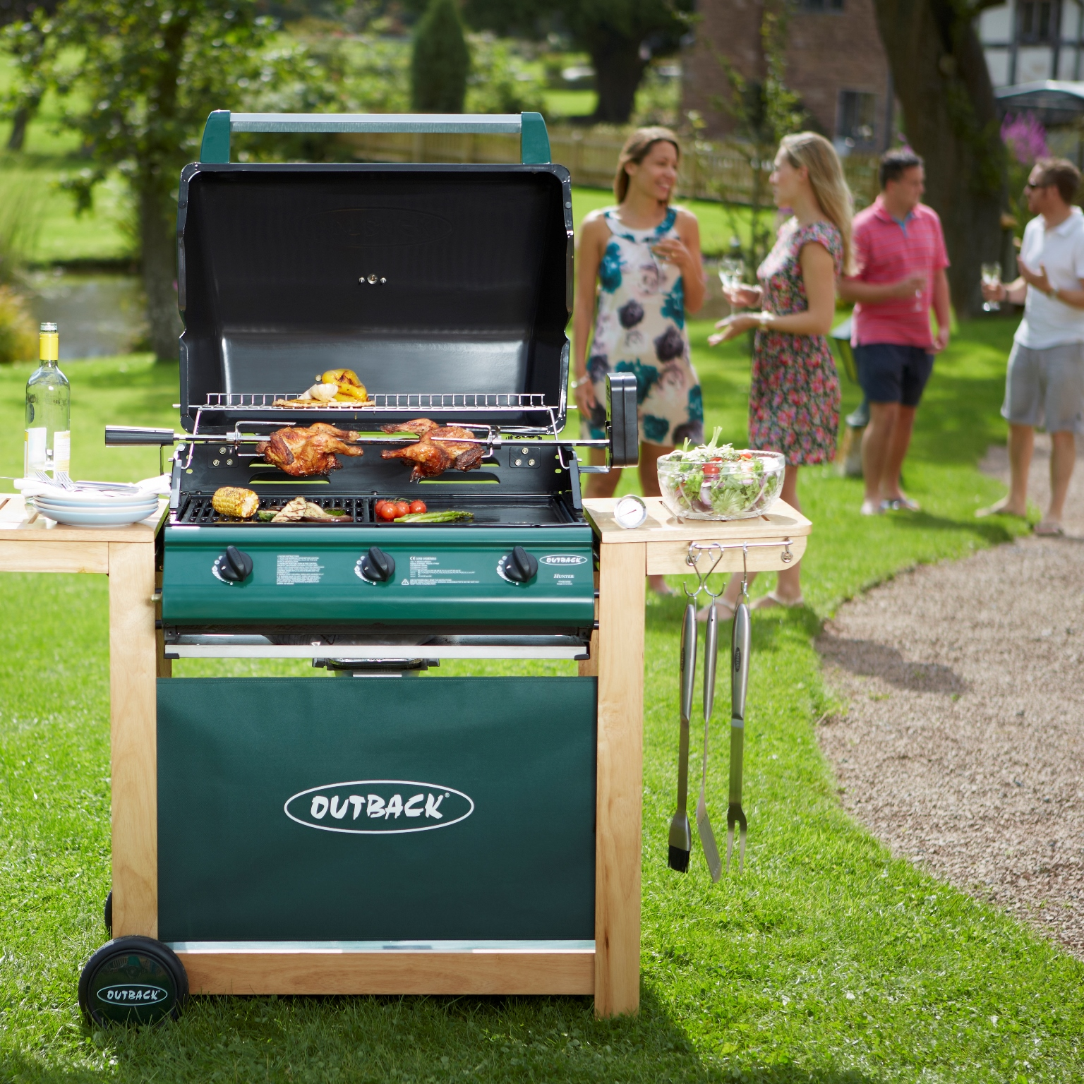 Europa seals new deal with Outback Barbecues