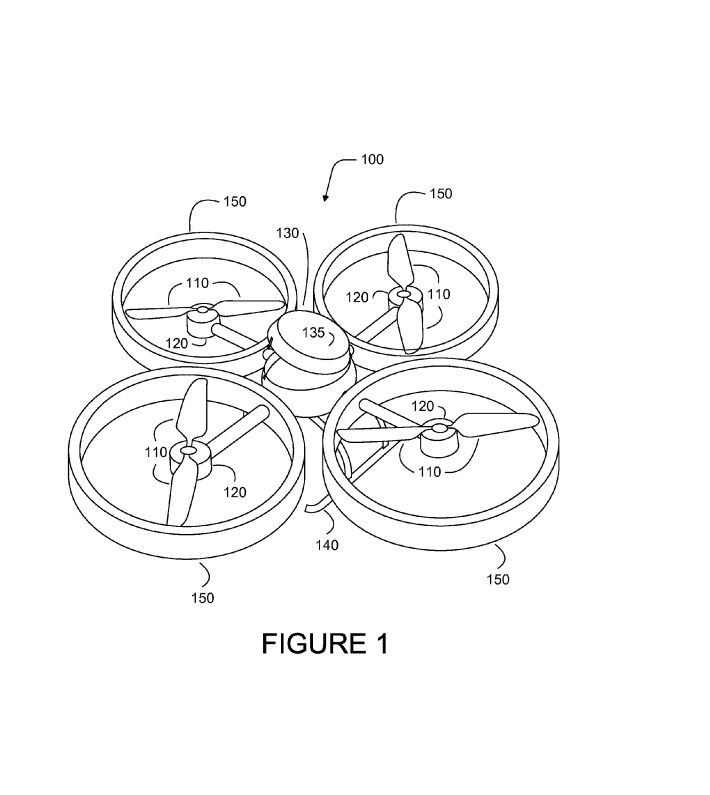 Google awarded US patent for medical supplies delivery drone