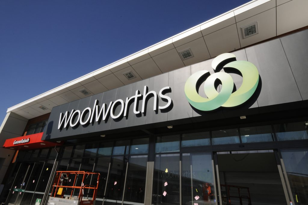 Woolworths rolling out Pick Up service across Australia