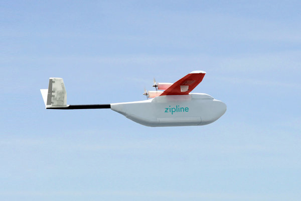 Rwandan drone delivery project set to start in July
