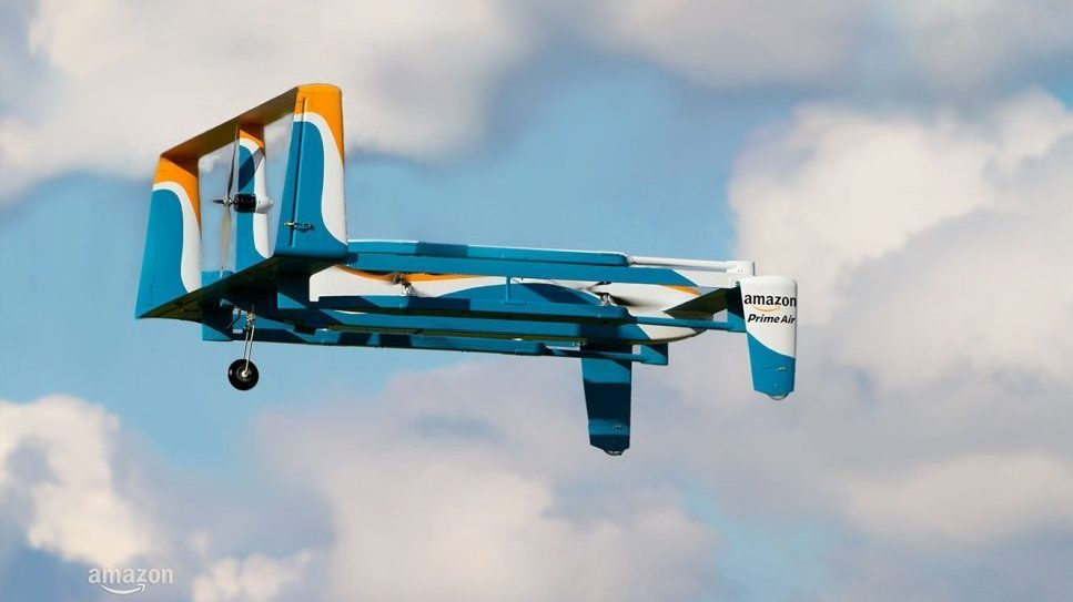 Amazon Air to establish package-sorting operation in Wilmington Air Park